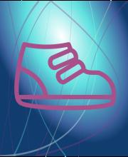 Orthopedic children shoes